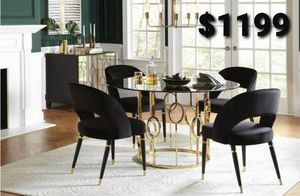 5 PC DINING SET for Sale in Fresno, CA