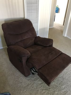Brown Recliner Sofa Chair for Sale in Anaheim, CA