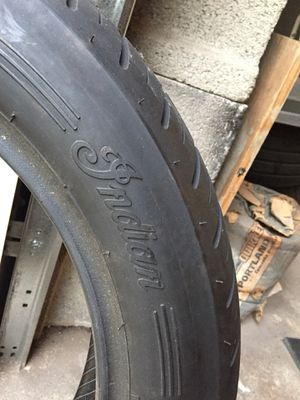 Indian motorcycle tire for Sale in Ridgefield, NJ