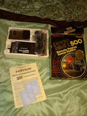 Pentron page alert 500 brand new for Sale in Cleveland, OH