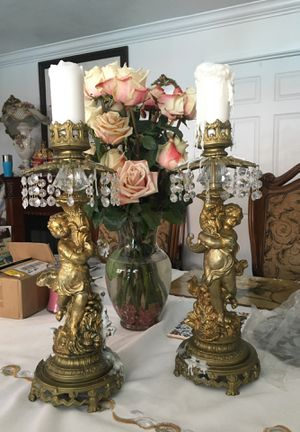 Cherub Candle Holder for Sale in Long Beach, CA
