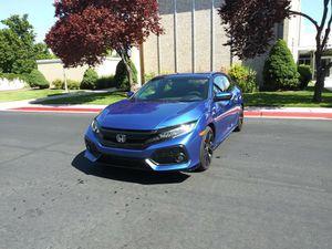 2018 Honda civic touring sport 22 k miles for Sale in Taylorsville, UT