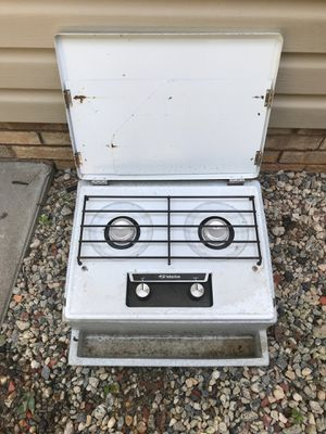 Suburban propane camper stove for Sale in Kannapolis, NC