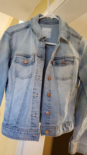 Light denim womens jacket for Sale in Westminster, CA