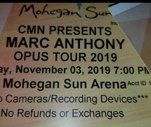 Marc Anthony Concert for Sale in North Haven, CT