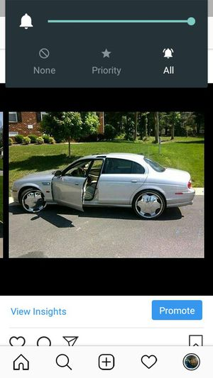 22' inch rims & tires (platinum shield) brand for Sale in Saginaw, MI