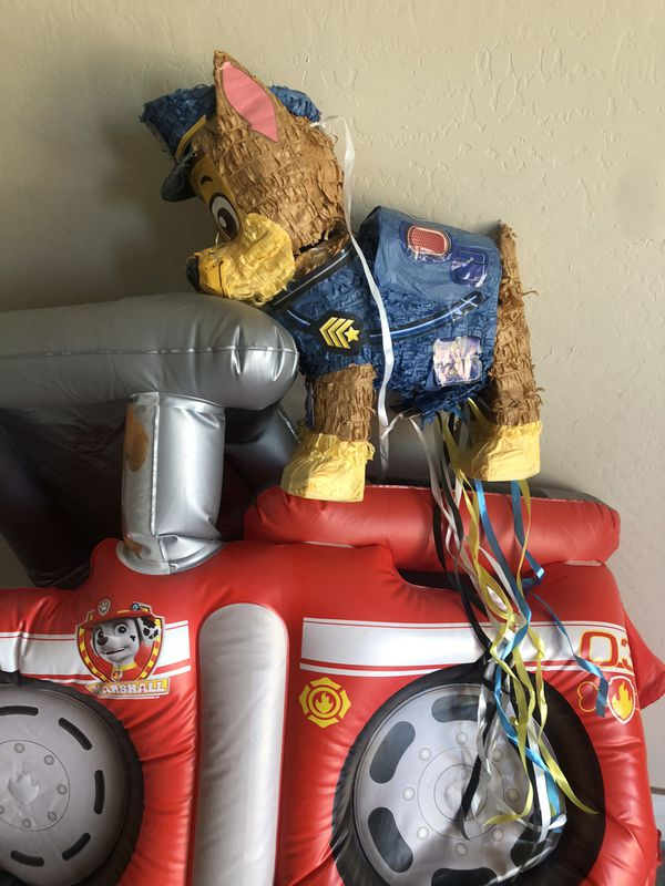 Paw patrol party pack