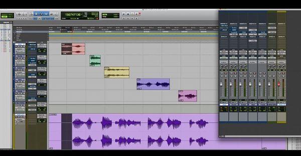Pro tools 10 HD (Mac)