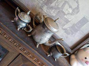 silver tea set for Sale in Norwalk, CA
