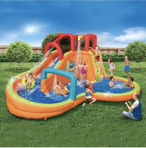 Banzai Lazy River Adventure Water Park Slide for Sale in Monterey Park, CA