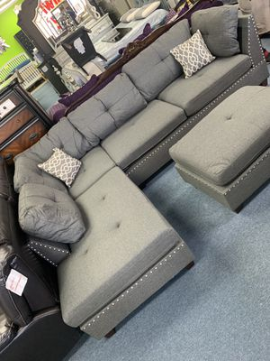 New sectional for $689 for Sale in Richardson, TX