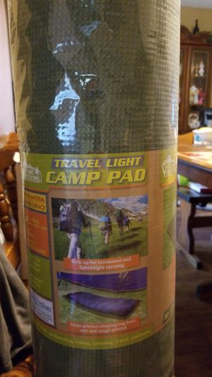 Camping pad for Sale in Baton Rouge, LA