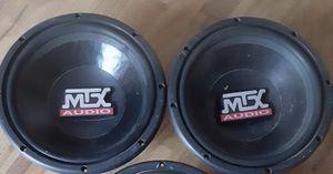 Speakers MTX Audio for Sale in Denver, CO