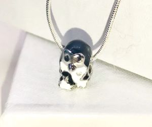 """""""THE PRETTY 🐧 PENGUINS!"""" Way tofu llama and baby penguin charm pendant on a .925 stamped sterling silver necklace NEW! for Sale in Carrollton, TX"""