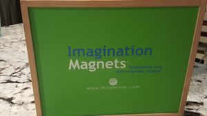 Magnet tiles imagination game for kids....free for Sale in Renton, WA