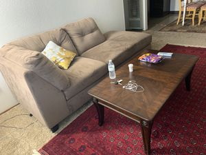 Couch and Coffeetable for Sale in Tracy, CA