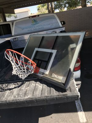 Basketball hoop for Sale in Tempe, AZ