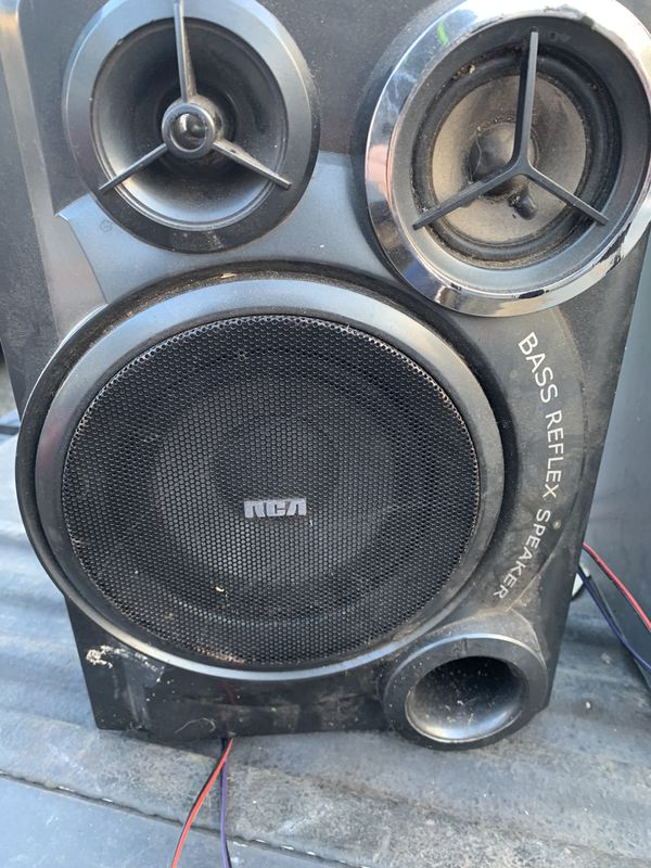 Speakers 🔊
