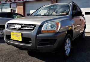 08 Kia Sportage LX * Low Miles * NJ Inspected for Sale in Burlington, NJ