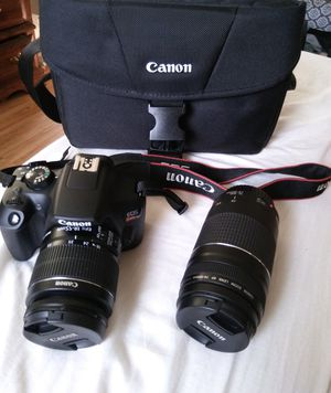 Canon rebel t6 for Sale in Los Angeles, CA