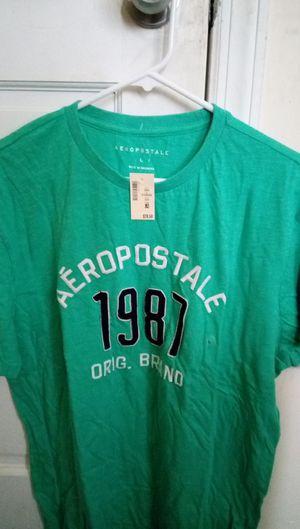 NEW Aeropostale shirt teal value $29! for Sale in Bensalem, PA