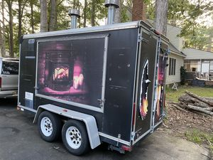 6 x 12 Enclosed Furnace Display Trailer for Sale in Chester, VA