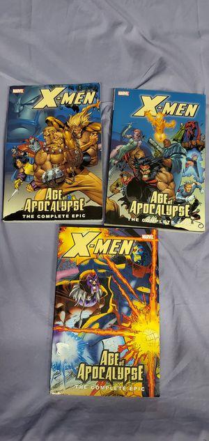 X- Men comic hard cover magazine for Sale in San Bernardino, CA