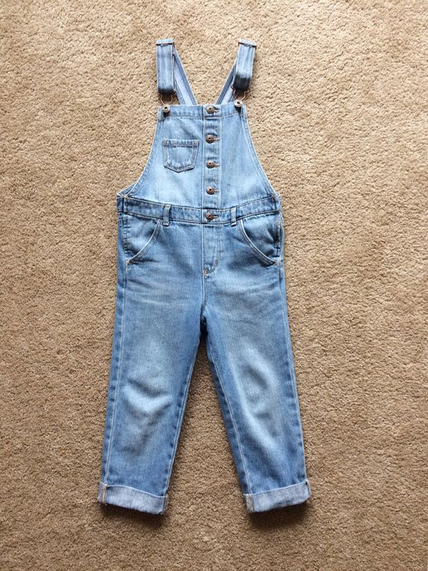 Oshkosh toddler overall 5t