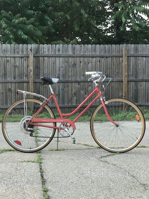 "1974 Schwinn Collegiate 769 19"" Women's Cruiser Bike 5 Speed for Sale in Ann Arbor, MI"
