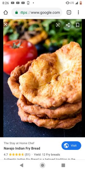 Authentic Native American Frybread for Sale in Mesa, AZ