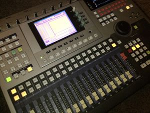 Yamaha AW-4416 Professional Audio Workstation with Power Cord! for Sale in Mission Viejo, CA