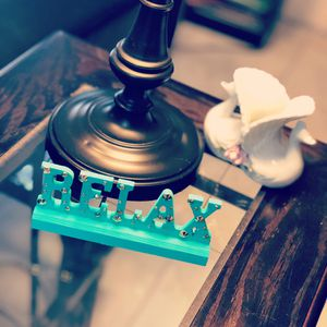 RELAX Studded Home Decor for Sale in Port St. Lucie, FL