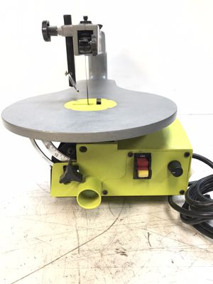 RYOBI 1.2 Amp Corded 16 in. Scroll Saw for Sale in Bakersfield, CA