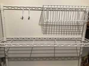 Container store bakers rack for Sale in New York, NY