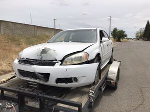 2013 Chevy Impala Parting Out (Parts) for Sale in Rancho Cordova, CA