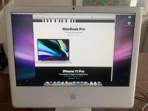 Mac os x computer 2.16Ghz memory 1G for Sale in Chula Vista, CA