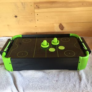 Neon air hockey table for Sale in Melrose Park, IL