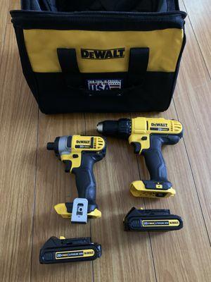 Dewalt drills 20v for Sale in South Gate, CA