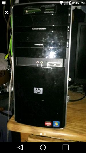 Complete Computer..monitor,computer,keyboard,ECT for Sale in El Paso, TX