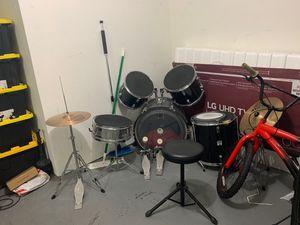 Remo drum set for Sale in Richmond, CA
