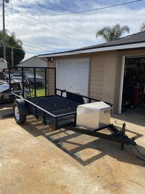 Single axle utility trailer for Sale in Azusa, CA
