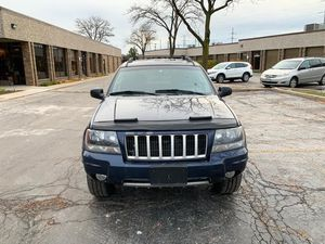 2004 Jeep Grand Cherokee for Sale in Des Plaines, IL