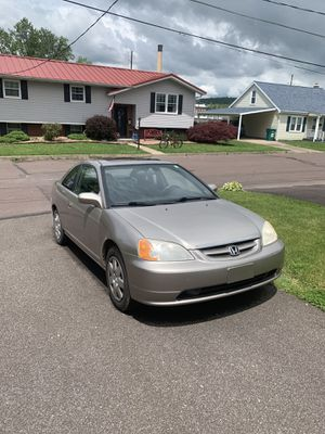 2002 Honda Civic ex for Sale in Catawissa, PA