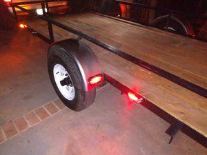 6 ×12 utility trailer w title ... for Sale in Phoenix, AZ