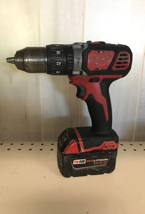 Milwaukee tool cordless drill for Sale in Port St. Lucie, FL