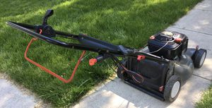 Pre-Owned Craftsman Gas 21 Lawn Mower $130 o/bo for Sale in Springfield, VA