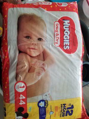 Huggies size 1 for Sale in South El Monte, CA