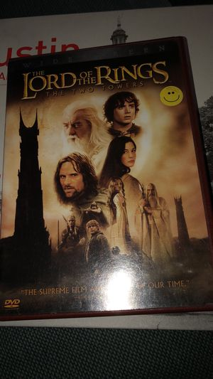 Movie the lords of the rings for Sale in Austin, TX