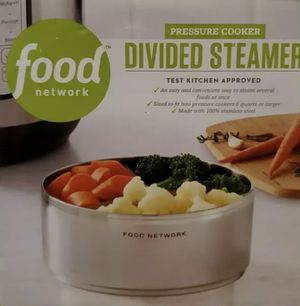 New Divided steamer pressure cooker for Sale in Southfield, MI