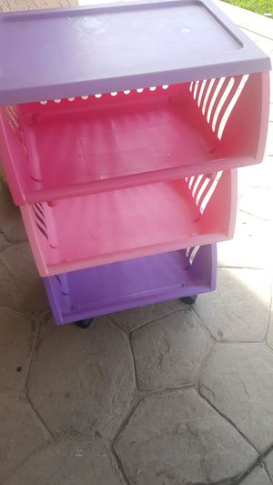Rolling kitchen cart for Sale in Lodi, CA